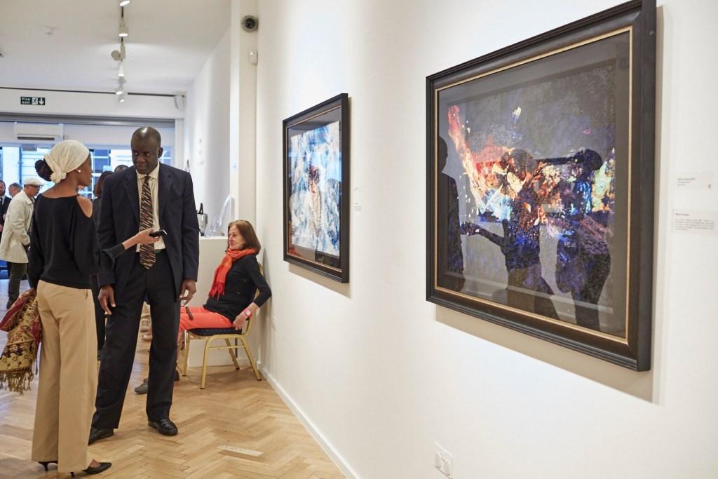 Yaw Obuobi-African Art-Lux Afrique