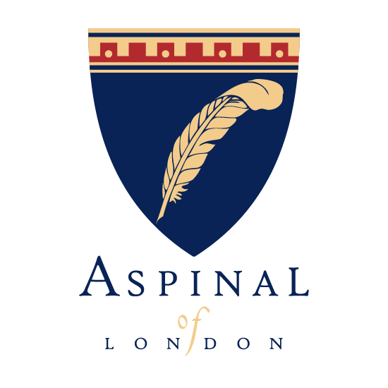 Aspinal of London - Coat of Arms
