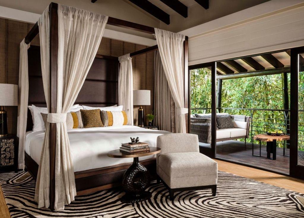 One&Only Resorts Nyungwe House, Rwanda