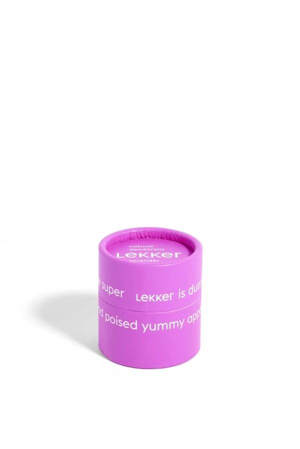 The Lekker Company | Déodorant à la lavande | 30 ml