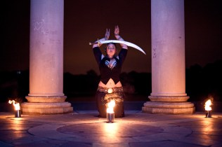 Lux Arati by Lindsey Tweed, at FDR Park