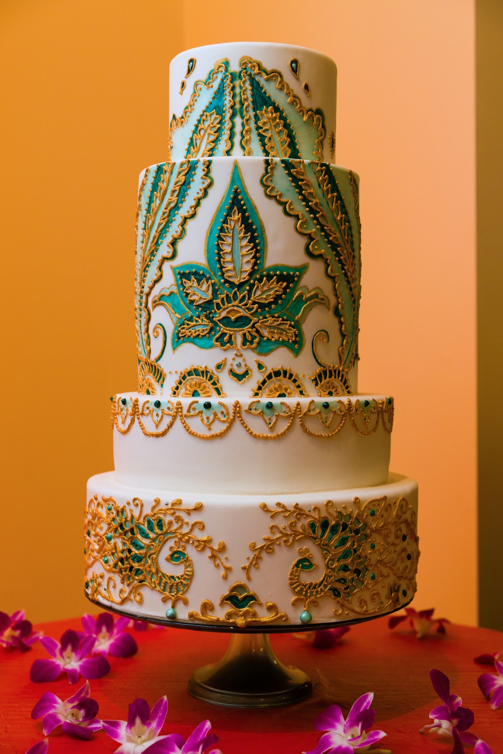 Welcome Our New In House Wedding Cake Designer Kristen Cold