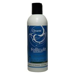 Treatment of Severe and Chronic Folliculitis - Leave in Hair and Scalp Lotion