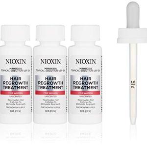 Nioxin Minoxidil Hair Regrowth Treatment Women