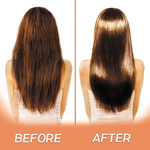 Argan Oil Hair Mask - Deep Conditioner Sulfate Free for Dry or Damaged Hair Argan Oil Hair Mask - Deep Conditioner Sulfate Free for Dry or Damaged Hair with Organic Jojoba Kernel Oil Aloe Vera Collagen and Keratin.