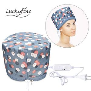 110V Hair Care Hat, Hair SPA Cap, Waterproof Home Hair Thermal Care
