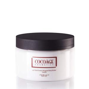 Cocoàge Cosmetics   24K Gold Sweet Whipped Body Butter