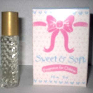 Sweet & Soft Baby Fragrance - Kids Fragrance - Perfect Size for Travel !