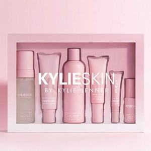Kylie Skin Care Set! Includes Face Wash, Toner, Face Scrub, Serum
