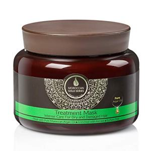 Moroccan Gold Series Argan Treatment Mask