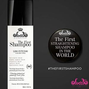 The First Straightening Shampoo - Sweet Hair - First Generation