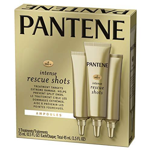 Pantene Rescue Shots Hair Ampoules Treatment, Pro-V Intensive Repair