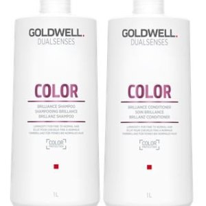 Goldwell Dualsenses Color Brilliance Shampoo & Conditioner