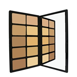 Face Powder Palette by Sacha Cosmetics, Best Professional Natural
