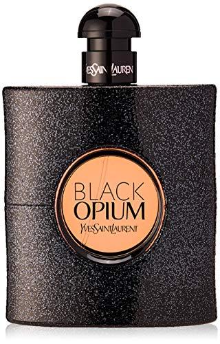 Yves Saint Laurent Eau De Parfum Spray for Women, Black Opium