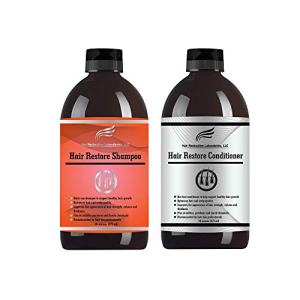 Hair Restoration Laboratories' Hair Restore Hair Loss Shampoo and Conditioner Set