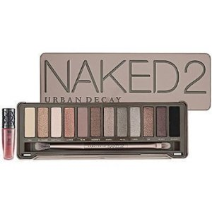 Naked2 Has 12 Pigment-rich, Taupe and Greige Neutral Eyeshadows