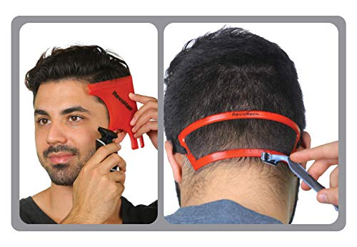 RevoHair & RevoNeck Haircut Tools - Hairline Shaping and Neck Hair Shaving
