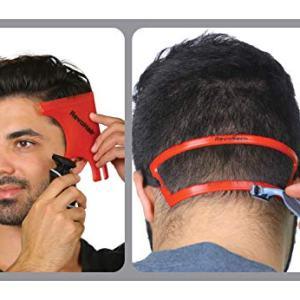 RevoHair & RevoNeck Haircut Tools - Hairline Shaping and Neck Hair Shaving
