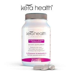 Kerahealth Hair Loss Thinning Vitamin Supplement Treatment Pills For Women
