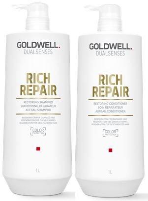 Goldwell Dualsenses Rich Repair Restoring Shampoo & Conditioner