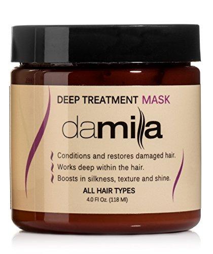 Deep Treatment Mask, Hair Rejuvenating Mask - Hydrolyzed Keratin