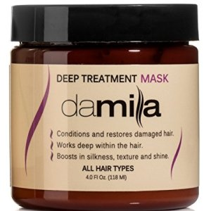 Deep Treatment Mask, Hair Rejuvenating Mask - Hydrolyzed Keratin