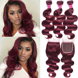 FASHION LADY Peruvian Virgin Hair 100% Unprocessed Human Virgin Hair