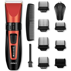 Hair Clippers for Men Electric Trimmer Cordless Hair Cutter Grooming Kit