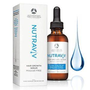 NutraViv Hair Growth Serum - Powerful Hair Loss Treatments