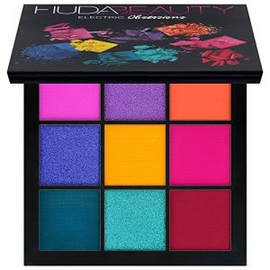 Huda Beauty Obsessions Eye Shadow Palettes!
