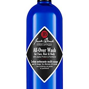 Jack Black All-Over Wash For Face, Hair & Body