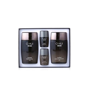 Ohui For Men Neofeel Special Set total 4pcs