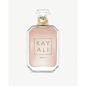 Huda Beauty Kayali Musk 12 Eau De Parfum! Luxury Fragrance Limited Edition