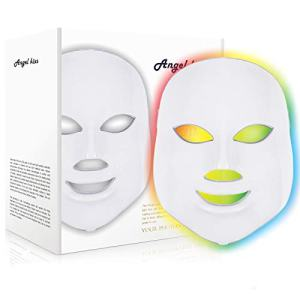 Angel Kiss 7 Color LED Mask - Red Photon Light Skin Rejuvenation