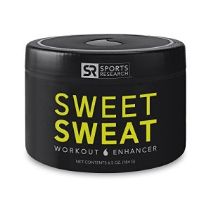 Sports Research Sweet Sweat Jar