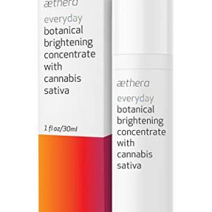 Aethera Beauty Everyday Botanical Brightening Concentrate