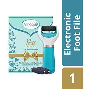 Amope Pedi Perfect Electronic Foot File Value Set