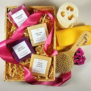 Mother's Day Luxury Handmade Soap Gift Set, Lovely and Sweet Collection