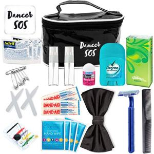 Premium Dancer Travel Kit - Travel Emergency Kit for Ballroom Ballet