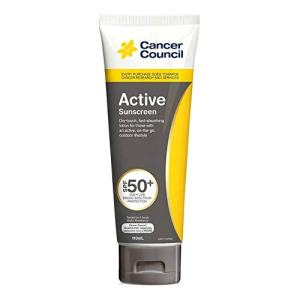 Cancer Council Australia Active Sunscreen Lotion