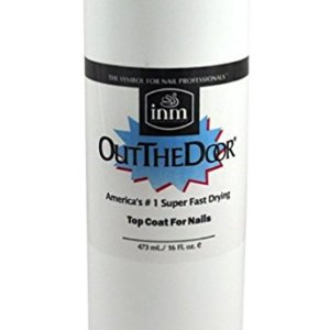 New Out The Door Number 1 Super Fast Drying Nail Top Coat For Nail