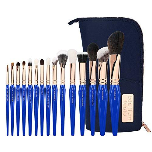 Bdellium Tools Professional Makeup Brush Golden Triangle Phase