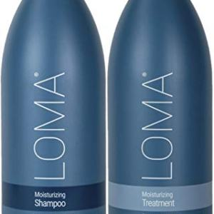 Loma Hair Care Moisturizing Shampoo Moisturizing Treatment Duo