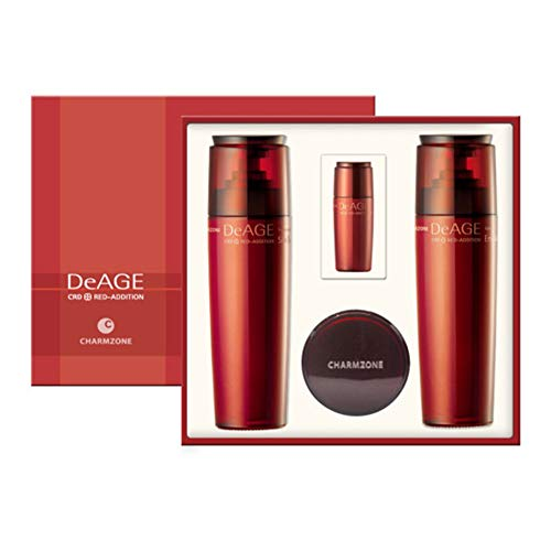 [Charmzone] De Age Red Addition Special Set - Skin Toner CHARMZONE De-Age Red Addition 3pc Reward Set