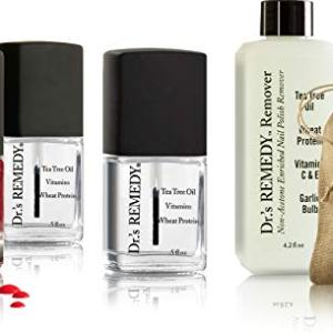 Dr.'s REMEDY Enriched Nail Polish, SMART START Nail Kit