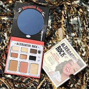 theBalm Alternative Rock Vol. 2 Face Palette, Blush, Shadow