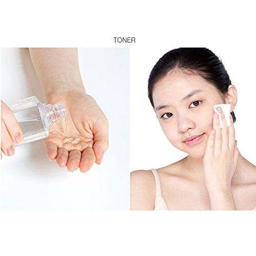 ETUDE HOUSE Soonjung Skin Care 2 Set (Free Toner + Emulsion + Cream) ETUDE HOUSE Soonjung Skin Care 2 Set (Free Toner + Emulsion + Cream) - Hypoallergenic Skin Soothing and Moisturizing Skincare for Sensitive Skin.