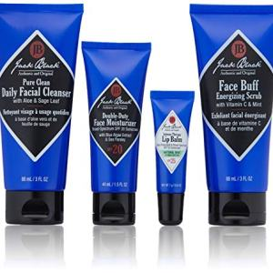 Jack Black - Skin Saviors Set - Pure Clean Daily Facial Cleanser