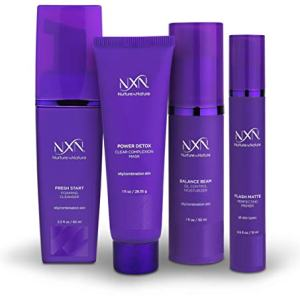 NxN Oil Control System With Kaolin Clay, Red Ginseng, Rosehip